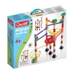 Quercetti - educational toys - constrcution toys - Marble Run Vortex http://www.kindtoys.co.uk/toys--play/construction-/-play-sets/marble-run-vortex