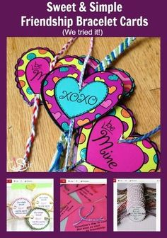 What a clever idea! Candy-Free Valentines Kids Will Love Making As Much as Giving (VIDEO) http://thestir.cafemom.com/big_kid/167491/candyfree_valentines_kids_will_love?utm_medium=sm&utm_source=pinterest&utm_content=thestir
