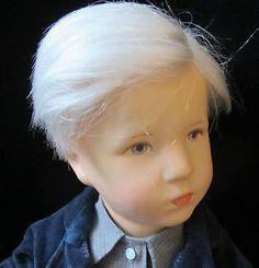 Kaethe-Kruse-Puppe-Friedebald-Stoffkopf-antik-52cm