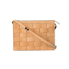 Näver Small Shoulder Bag in Nature Leather via eduards accessories. Click  on the image to 2609235fb74d5