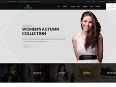 We have included 2 defined layouts for home page to give you best selections in customization. You can mix between all home page layouts to get a different layout for your own website. More Details: https://devitems.com/item/69-fashion-ecommerce-responsive-bootstrap-template/