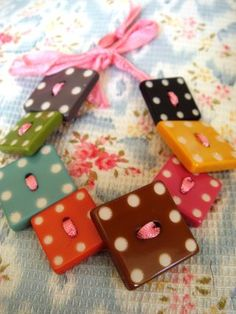 squares & polkadots