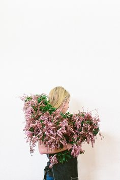 Photo by Luisa Brimble for Timbermill + Hanako Floral Designs.