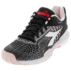 Find your favorite pair at Tennis Express Shoe Lacing Techniques, Minimal Shoes, Tennis Store, Female Feet, Court Shoes, Types Of Shoes, Black Shoes, Competition