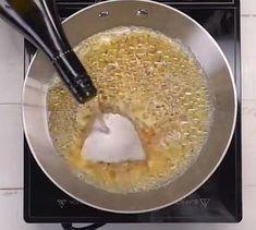 Easy to cook shrimp pasta recipe Food Shrimp, Shrimp Pasta Recipes, Super Simple, How To Cook Shrimp, Kitchen Hacks, Oatmeal, Cooking, Breakfast, Easy