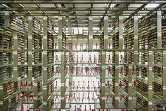 Risultati immagini per biblioteche moderne