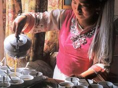 China is the homeland of tea. The Chinese ethnic groups not only have their own tea customs, but also formed their own unique tea culture