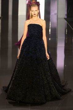 FALL 2014 COUTURE RALPH & RUSSO COLLECTION