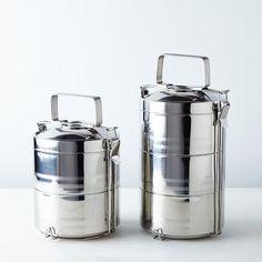 Stainless Steel Tiffins on Food52