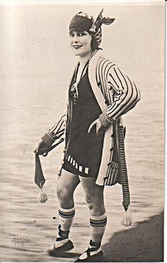 Mary Thurman | by Mack Sennett's Bathing Beauties
