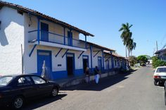 Old house in Penonomé (Panamá)