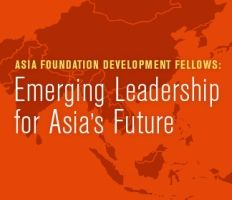 Applications are invited for the 2016 Asia Foundation Development Fellows Program in Asia and USA. The Asia Foundation is awarding development fellowships foryoung professionals from Asiato stren...