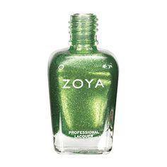 Zoya Nail Polish in Apple