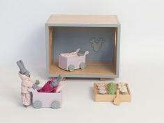 www.encorejouets.com Baby loft - jouets en bois - wooden toys