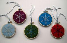 ornament (idea for cross-stitch version)