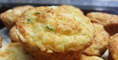 Käsemuffins, ein herzhafter Snack, warm der kalt, beim Picknicken oder als Beilage zum Grillen. Zwei einfache Grundrezepte hier auf dem GeLeSi Foodblog ❤