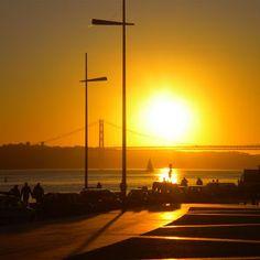 Sunset Lisbon Portugal, Album, Celestial, Sunset, Outdoor, Lisbon, Outdoors, Sunsets, Outdoor Games
