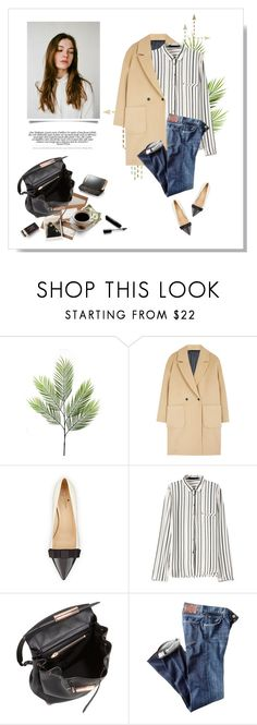 """""""..."""" by yexyka ❤ liked on Polyvore featuring MSGM, Kate Spade, Alexander Wang, Dolce&Gabbana, Giorgio Armani and Citizens of Humanity"""