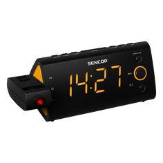 SRC 330 OR Rádiobudík s premietaním času a teplomerom Pll, Flip Clock, Digital Alarm Clock, Samsung, Display, Radia, Products, Clocks, Floor Space