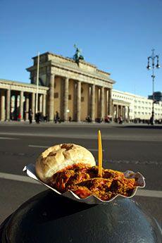Currywurst aus Berlin  -MBW-