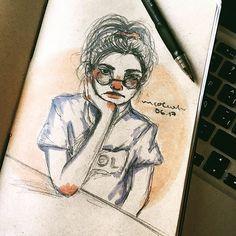 More quick sketches with my #copic 👌🏻💪🏿 no los había usado como hace mil años 🙄😂 .  .  .  .  .  .  .  .  .  .  .  .  .  .  . . .  .  .  .  #art #illustration #drawing #draw #picture #photography #artist #sketch #sketchbook #paper #pen #pencil #artsy #instaart #beautiful #instagood #gallery #masterpiece #creative #photooftheday #instaartist #graphic #graphics #artoftheday #like4like #l4l #sunday #fashion