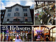 23 reasons to love Lancaster | PennLive.com