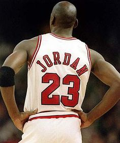 No.23. Our inspiration for what is possible when pure will and effort combines with passion and talent.