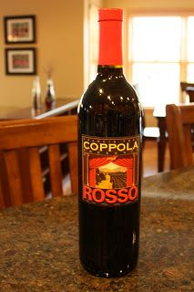 2009 Francis Ford Coppola Rosso...want to try this