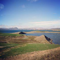 Mývatn in Reykjahlíð, Norðurland Eystra