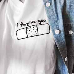 Apologizing is hard... (maybe give this shirt as a sugar coat lol)