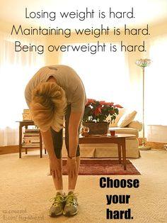 #chooseyourhard