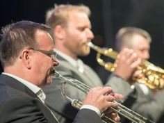 Trumpets in Concert Trumpets, Diamond Earrings, Bands, Concert, Diamond Studs, Trumpet, Recital, Concerts, Band Memes