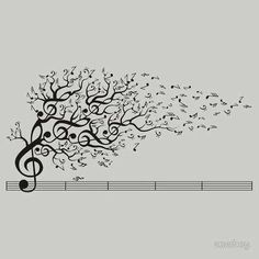 The music in nature.