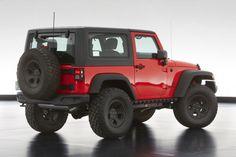 jeep easter safari  concepts revealed moab unveils six automotive eggs