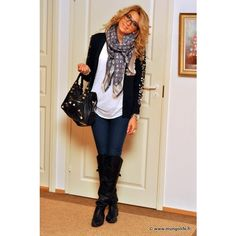 very Hollywood-esque | My Swag | Pinterest | Fall looks, Boots and ...