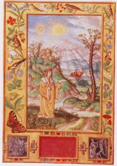 Splendor Solis 7: The Drowning King.