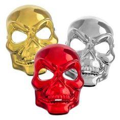 Scary Skull Masks from Poundland