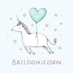 "1,901 Likes, 25 Comments - Sophie Corrigan (@ladyaxolotl) on Instagram: ""Balloonicorn """