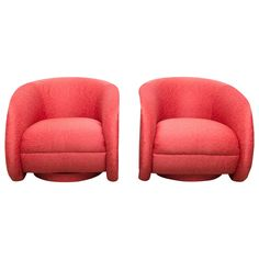 Shop club chairs and other antique and modern chairs and seating from the world's best furniture dealers. Modern Swivel Chair, Swivel Club Chairs, Modern Chairs, Milo Baughman, Tub Chair, Cool Furniture, Living Rooms, Accent Chairs, Antiques