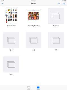That Little Art Teacher: iPad, Grading Made Easier