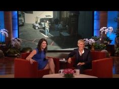 Ellen is on the lookout for Clint Eastwood! He's shooting a film right next door, and she tried to catch him on hidden camera. The Jersey Boys Movie, Boys Blog, Movies For Boys, Hidden Camera, Ellen Degeneres, Clint Eastwood, Celebs, Watch, Celebrities