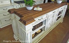 Butcherblock Countertops - What To Consider and How To Choose