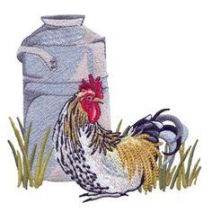 Dairy Machine Embroidery Designs | AnnTheGran.com