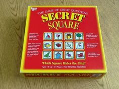 Speech Universe: Secret Square Game for Therapy