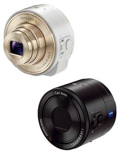 sony smart shot digital lens camera attachment for smartphone 01 Sony Smart Shot Digital Camera Clip Ons for Apple iOS & Android Devices