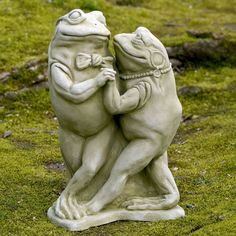High Quality The Frog Waltz Garden Statue | Out Doors | Pinterest | Garden Statues, Frogs  And Gardens