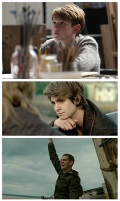 Tommy from Never Let Me Go
