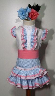 Resultado de imagen de faldas flamencas de niña Harajuku, Fashion, Child Fashion, Carnival, Girls Dresses, Clothes For Girls, Moda, Fasion, Trendy Fashion
