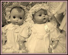 Vintage Baby Dolls | ... Texas Gal: Photo Focus On Vintage Baby Dolls and The Letter P