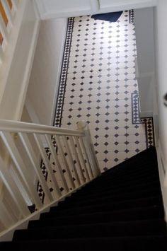 Gevonden op detegelhilversum.nl via Google Stairs, Google, Home Decor, Stairway, Decoration Home, Room Decor, Staircases, Home Interior Design, Ladders